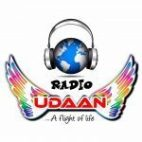 Logo of Radio Udaan